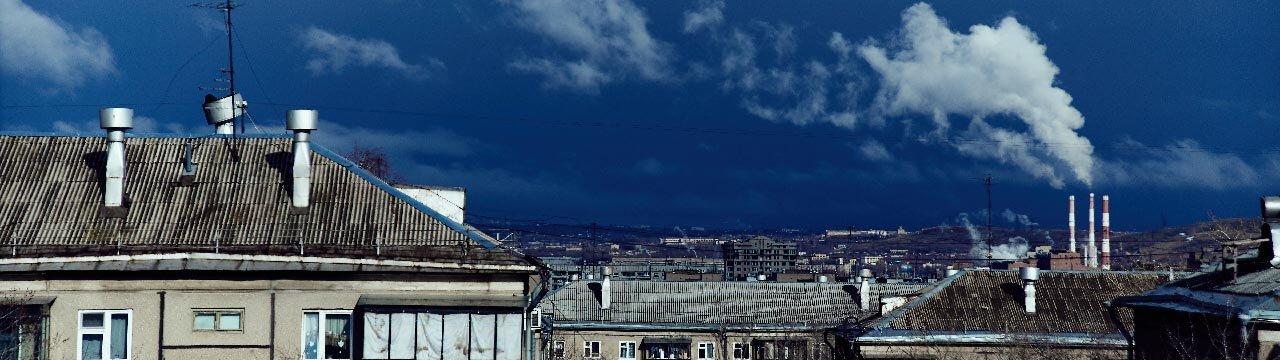 Влияние предприятия черной металлургии на состояние санитарно-защитной зоны